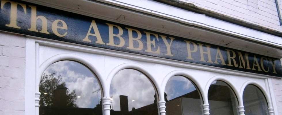 The Abbey Pharmacy Front